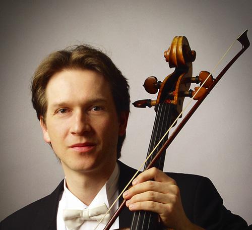 Reinhard Armleder - Violoncello